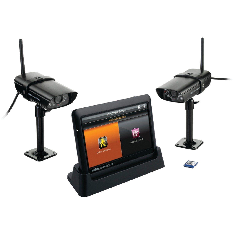 Uniden Security Cameras Wireless Uds655 App Wire Center Rew Wiring Connectionsroomeqwizardwiringdiagram1jpg Guardian G766 Surveillance System W 2 Rh Pinterest Com Camera Battery Powered Outdoor