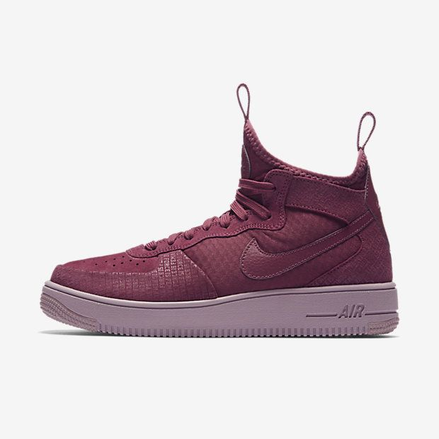 Find the Nike Air Force 1 Ultraforce Mid Force is Female Women's Shoe at  Nike.