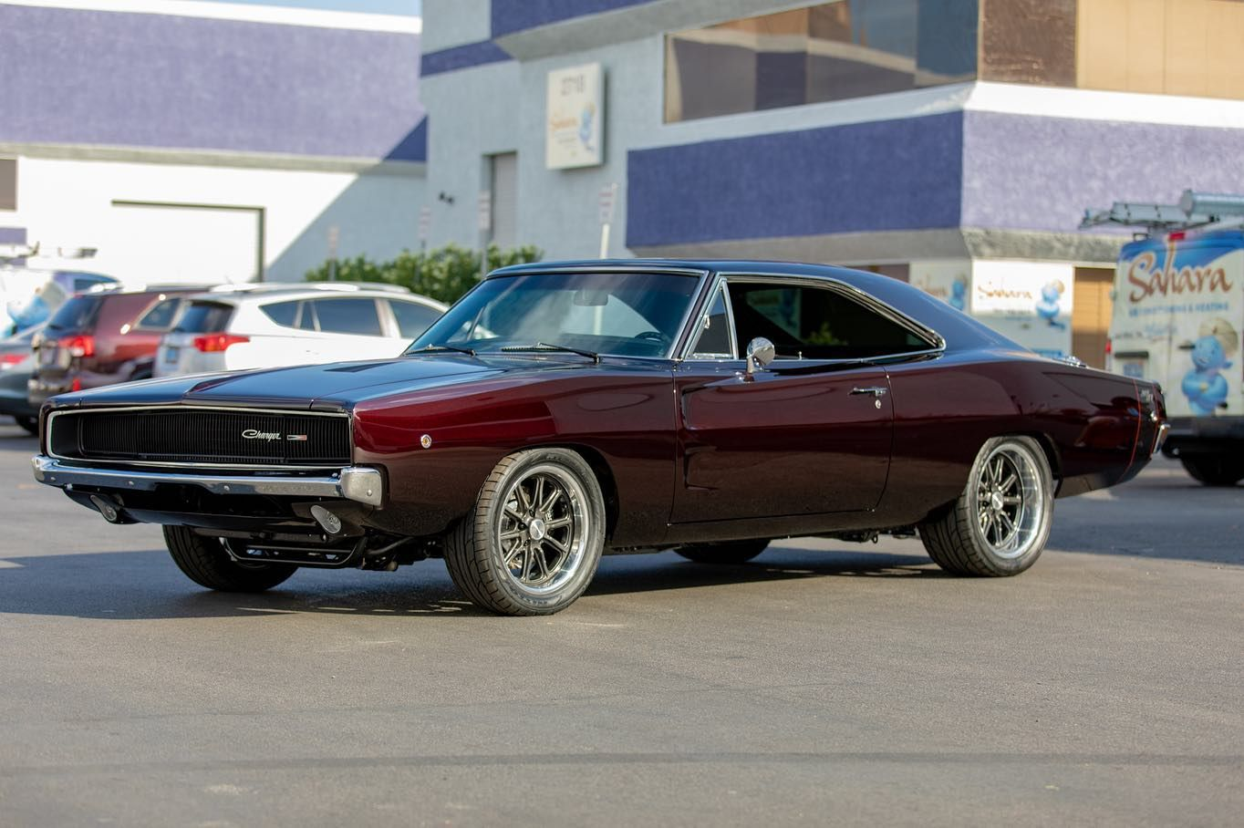 1968 Dodge Charger -Counts Kustoms   1968 dodge charger, Dodge charger,  Counting cars
