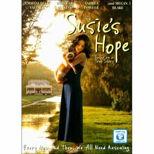 Animal Lovers, Enter For Chance To Win Susie's Hope DVD