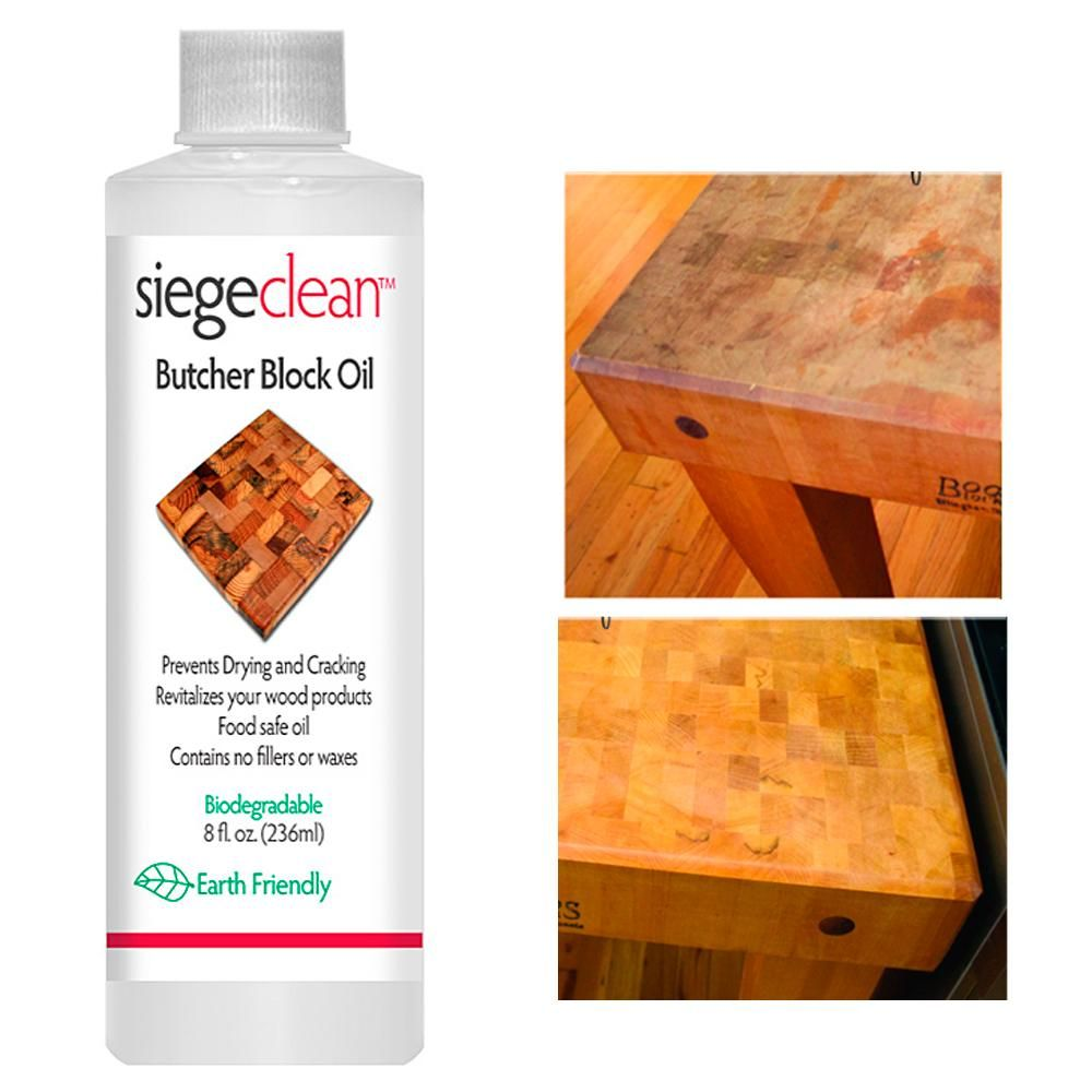 Oil for butcher block - Butcher Block Oil Cutting Board Wood Bamboo Food Grade Safe Mineral Natural 8 Oz