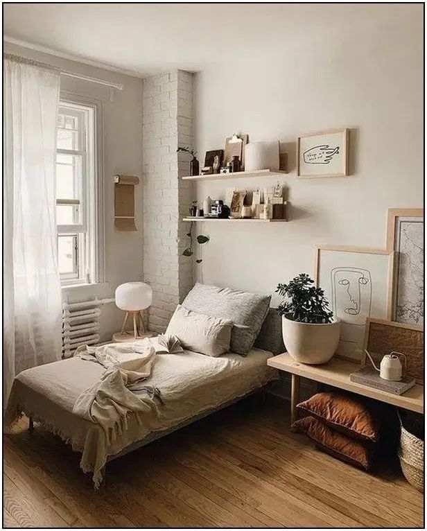 Photo of 163 bohemian minimalist with urban outfiters bedroom ideas page 44 | Ho …