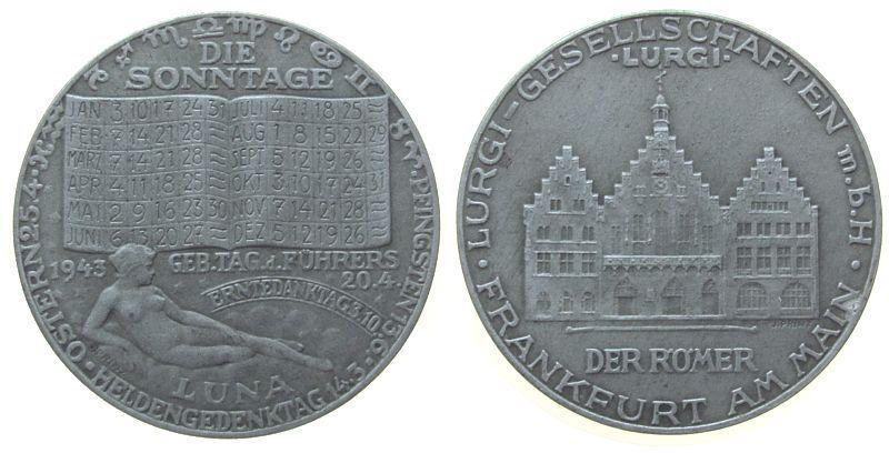 Frankfurt Zinn Lurgi Gesellschaften Frankfurt Die Sonntage 1943