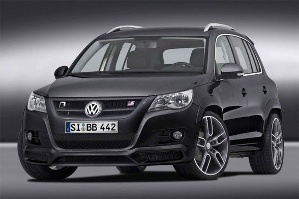 i want you, VW Tiguan