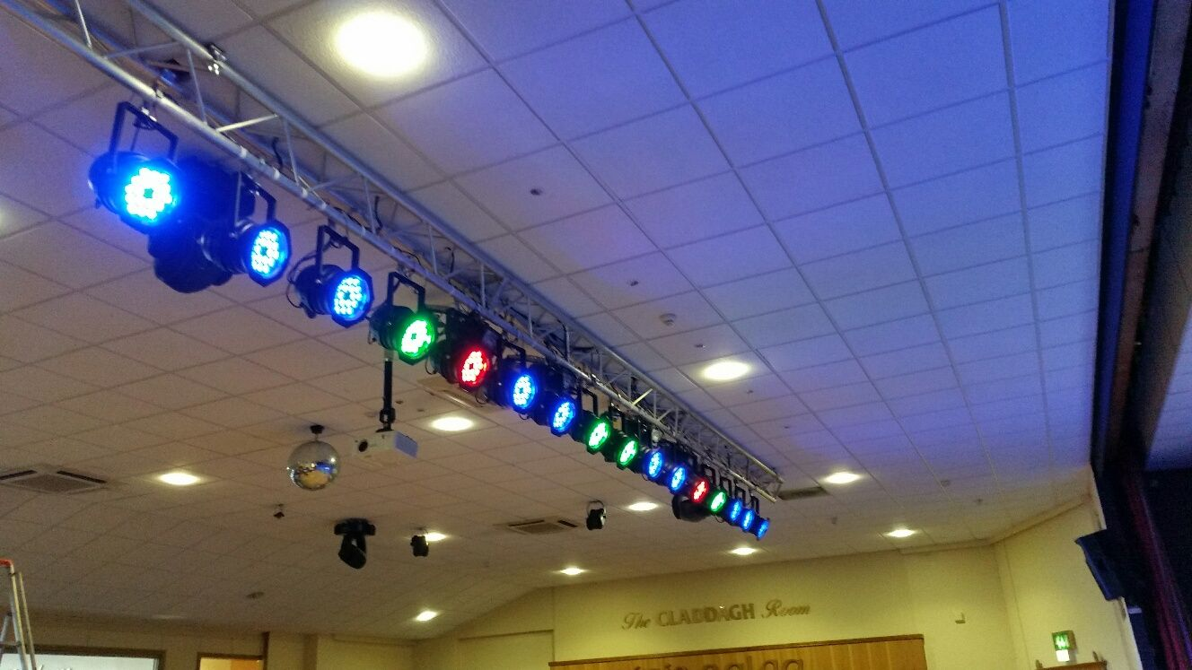 Pin On Stage Lighting Installations