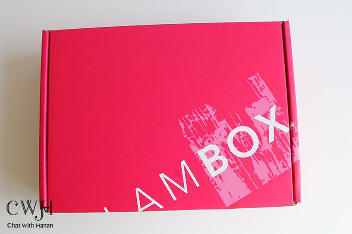 Chat With Hanan February Glambox 2015 علبة شهر فبراير من قلام بوكس About Me Blog Book Cover Blog
