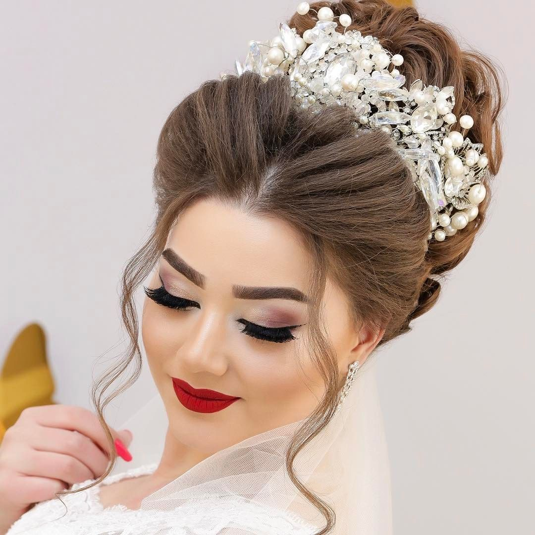 Top 6 Hairstyle For You Gelin Sac Modelleri Gelin Sac Stili Dugun Sac Modelleri