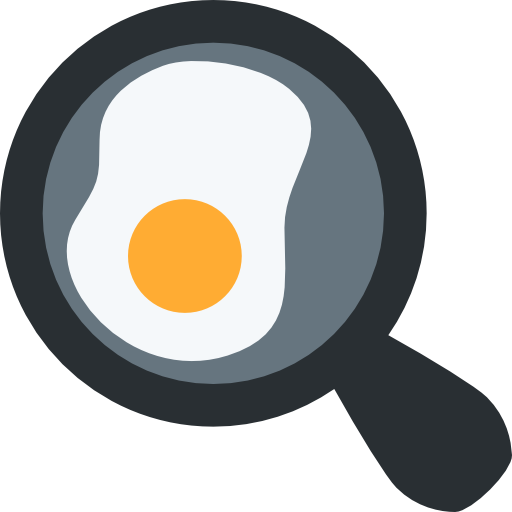 Fried Egg Free Vector Icons Designed By Twitter Free Icons Vector Icon Design Egg Free