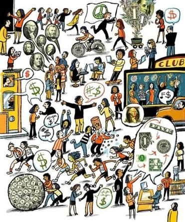 What Makes Millennials Give to Charities? | via @BostonGlobe | #Nonprofit #Fundraising | by Melissa Schorr for Boston Globe Magazine