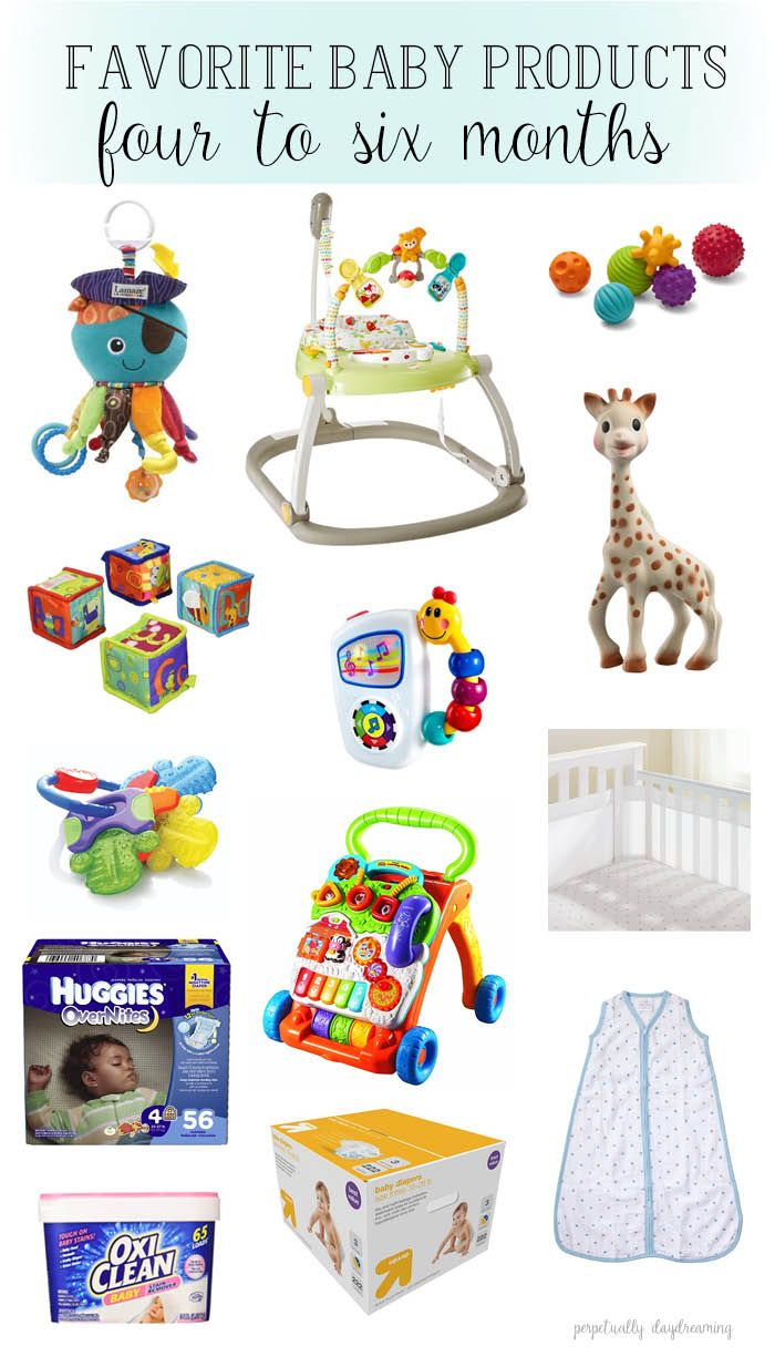 Favorite Baby Items 4-6 Months - Perpetually Daydreaming  ab4f558afde6