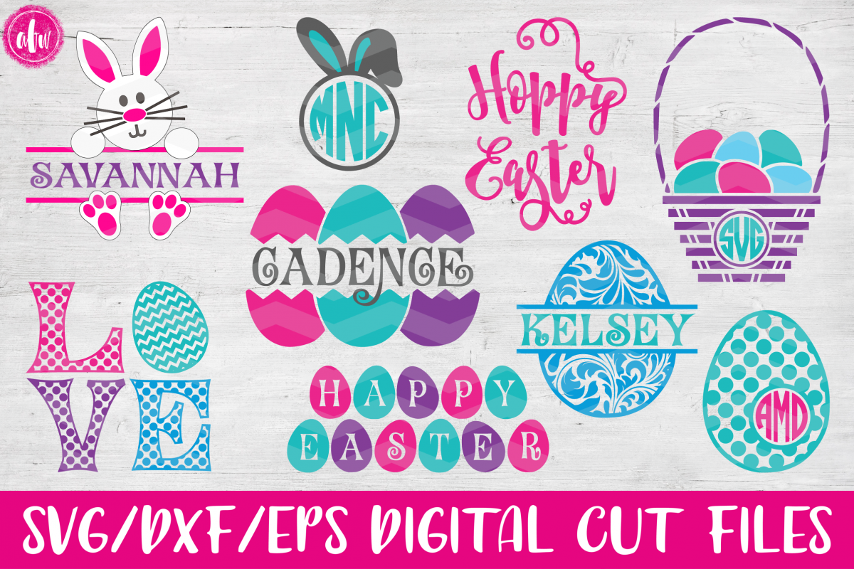 Pin On Easter Svg Cut Files