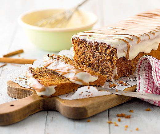 Spiced Carrot-Cake
