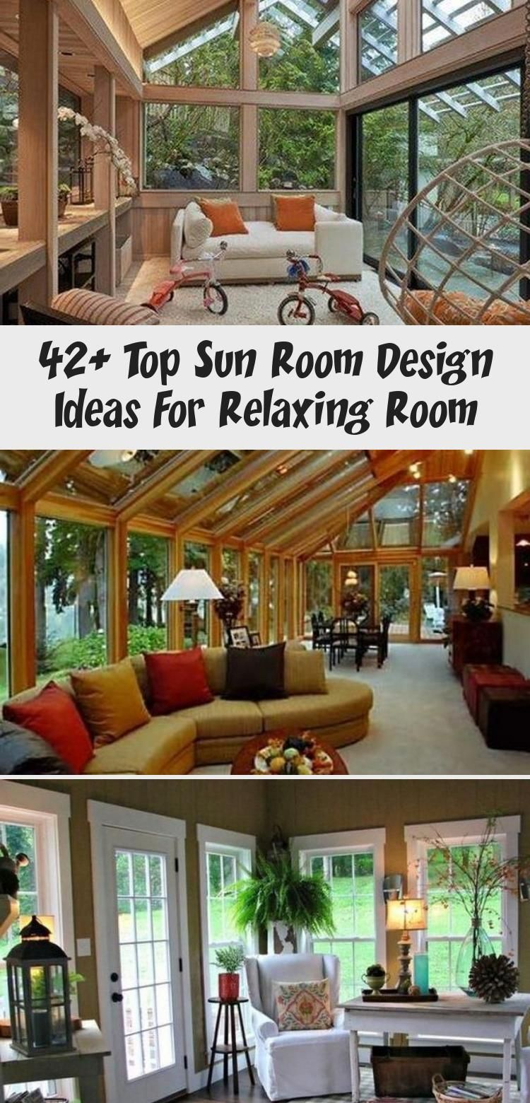 Photo of 42+ Top Sun Room Design Ideas For Relaxing Room – İnformation Decor