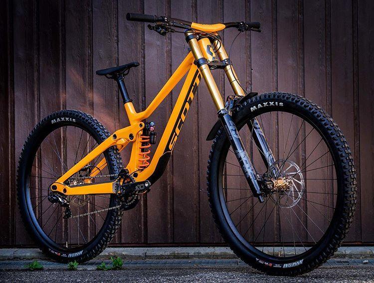 Ridecycle On Instagram Vstrechajte Novyj Scott Gambler 2020
