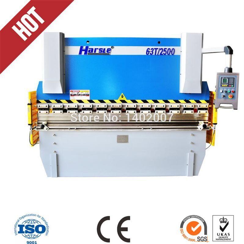 Most Popular Metal Sheet Folding Machine Hydraulic Press Bending Machine Bend Machine Hydraulic Press Brake Cnc Press Brake