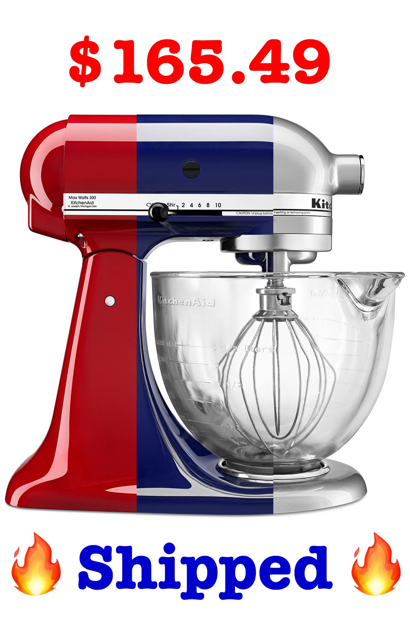 Kitchenaid 5quart stand mixer accessories just 16549