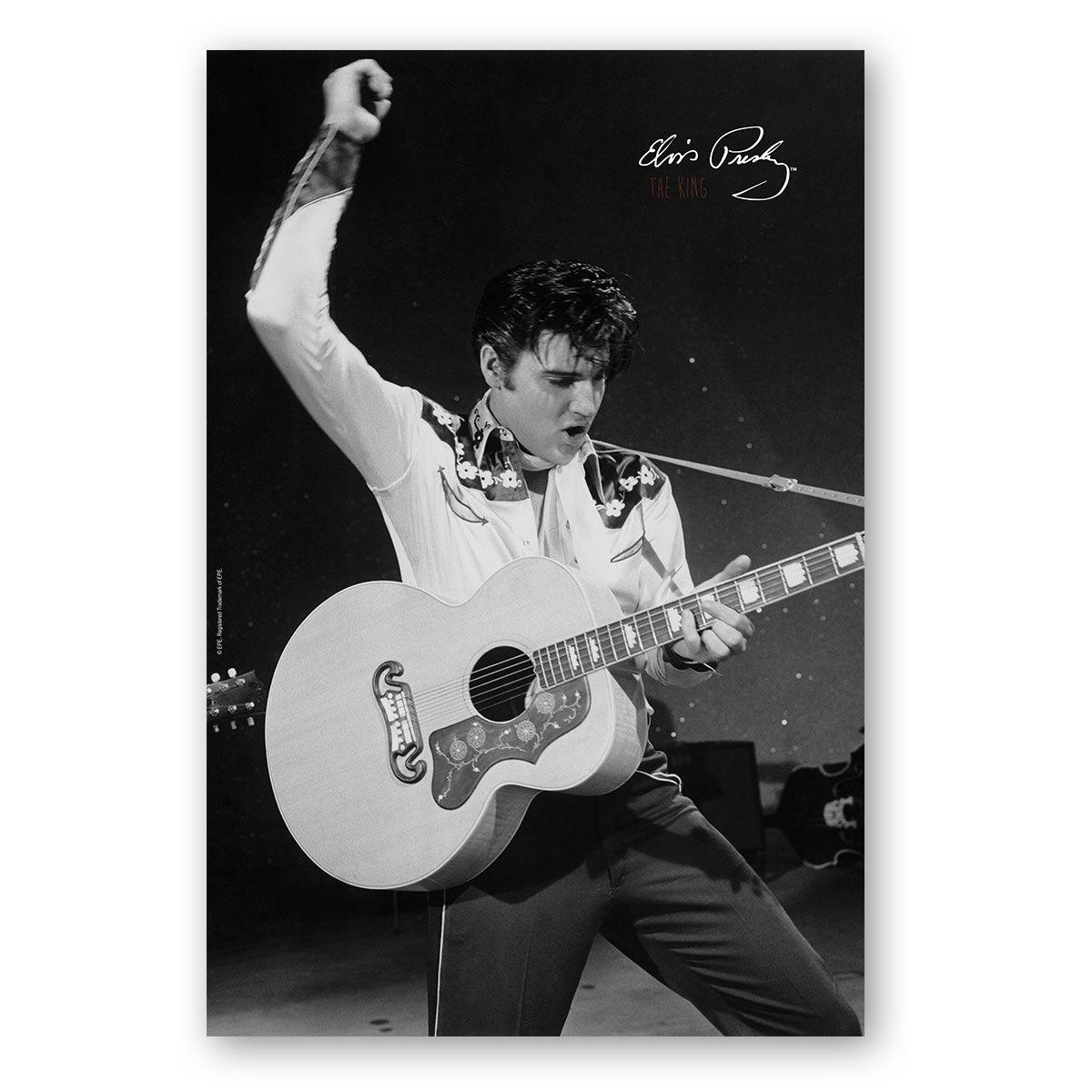 Pôster Elvis - Dancing