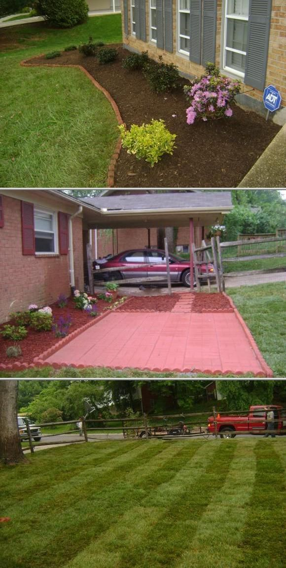 Mc Landscaping Llc Provides Reliable Landscaping Services They Also Of Commercial Landscaping Landscape Services Landscape