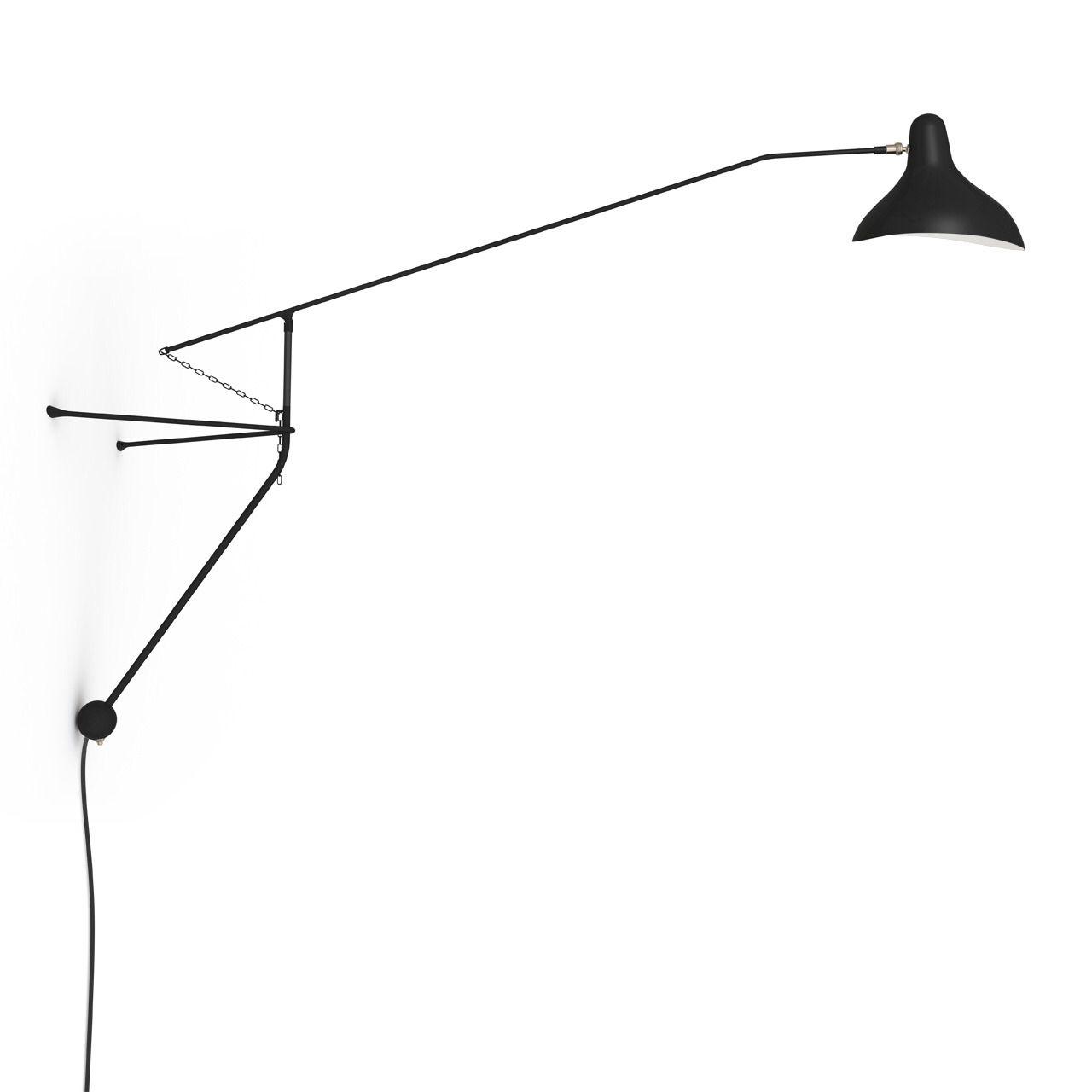 Wandleuchte Mantis 02 Wandleuchte Lampen Wand