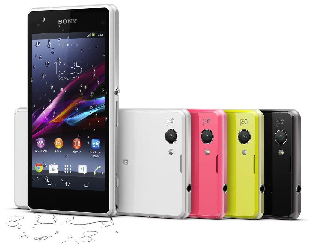 Buy Sony Xperia Z1 Compact Compact Waterproof Smartphone Sony Xperia Xperiaz1 Z1 Compact Mobile Phone Online Sonyxperiaz1 Sony Mobile Phones Sony Xperia Best Mobile Phone