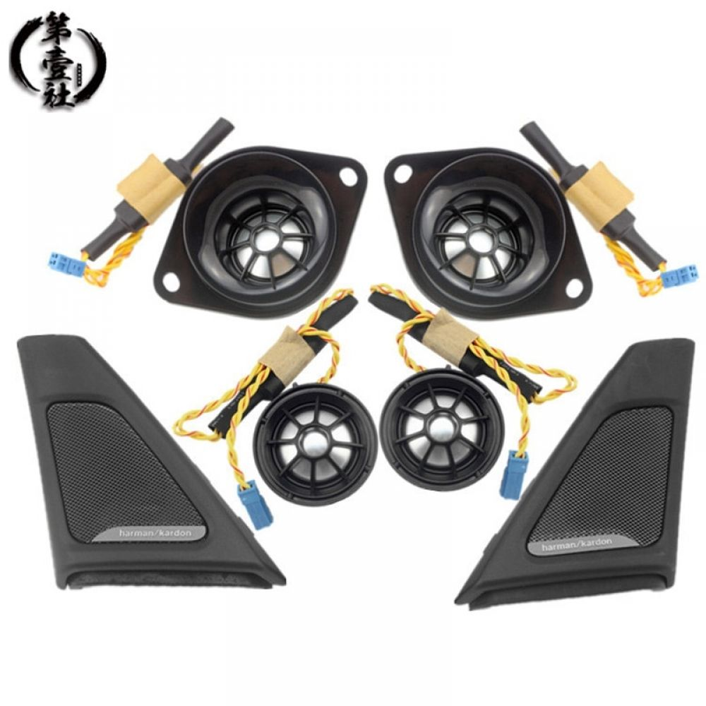Introducing our lastest Original model fit car styling tweeter covers frame for BMW f10 f11 5 serie