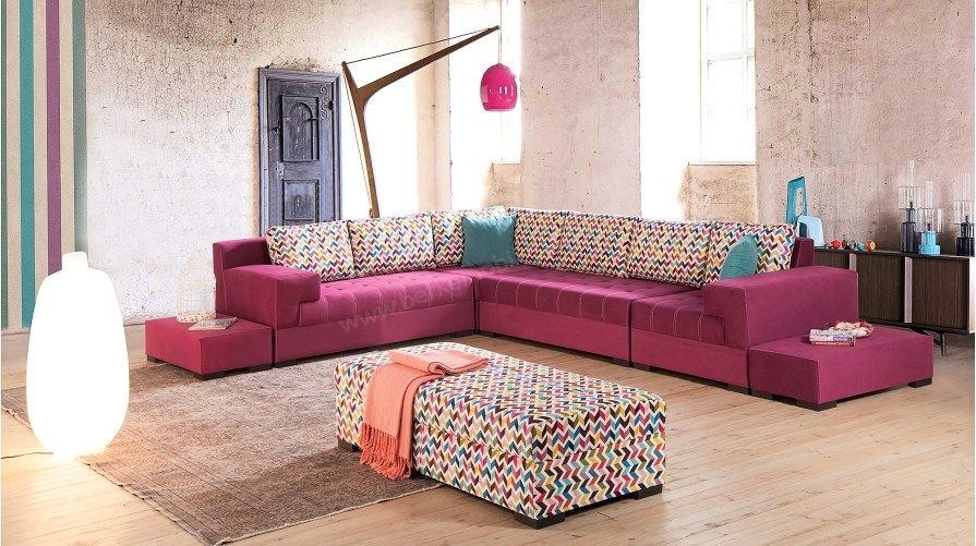Moduler Kose Koltuk Takimi 1 Home Decor Sofa Furniture