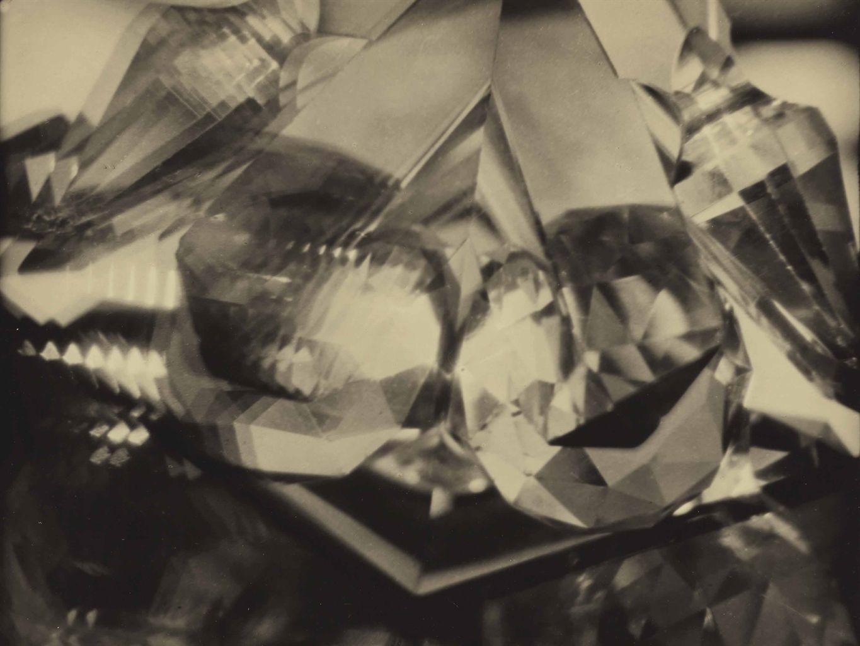 Alvin Langdon Coburn (1882-1966) Vortograph, 1917 gelatin silver print image: 8 ¼ x 11 in. (20.3 x 28 cm.) sheet: 10 x 12 in. (25.4 x 30.5 cm.)
