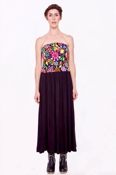 Carolina k maxi dress