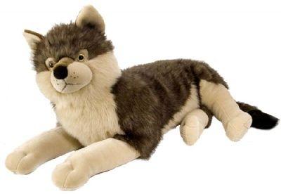 Giant Stuffed Wolf Helena S Wolves Wolf Wolf Plush Wolf Stuff