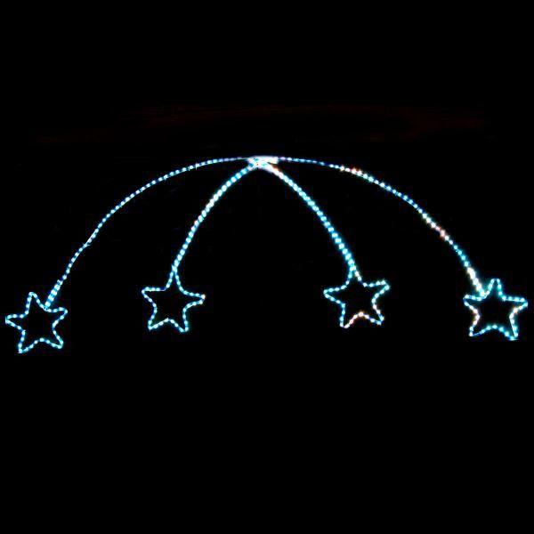 Christmas Star Lights Outdoor Classy Outdoor Christmas Star Light About NEW Outdoor LED Flashing
