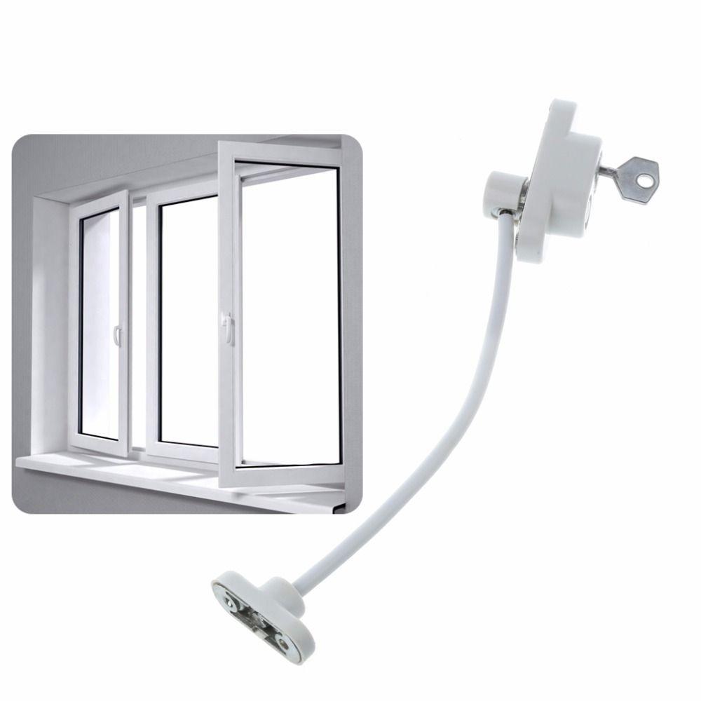 Kaufen Fenster Tür Restrictor Kind Baby Sicherheit Kabelschloss ...