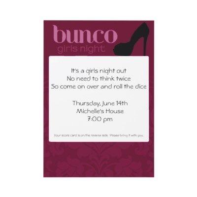 Bunco invitation wording yahoo image search results invitations bunco invitation wording yahoo image search results stopboris Gallery