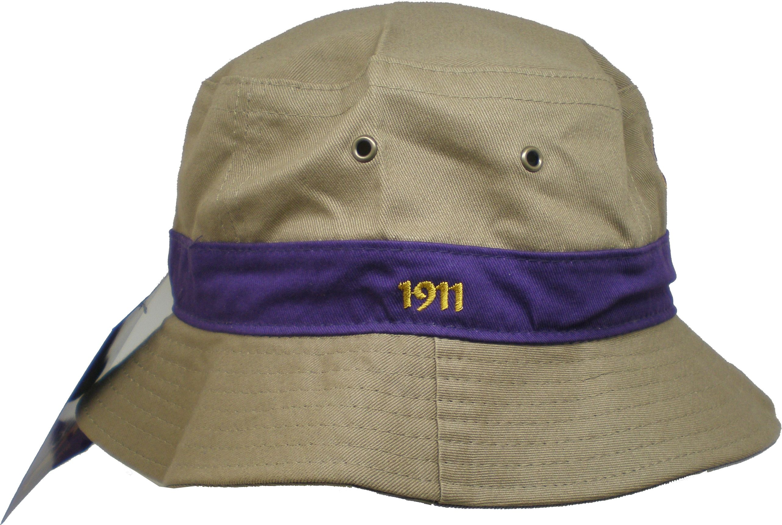 ae93d6f5d Buffalo Dallas Omega Psi Phi Fraternity Mens Floppy Bucket Hat in ...