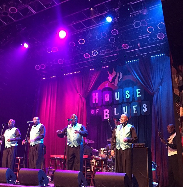 Live Shot From House Of Blues San Diego's Gospel Brunch
