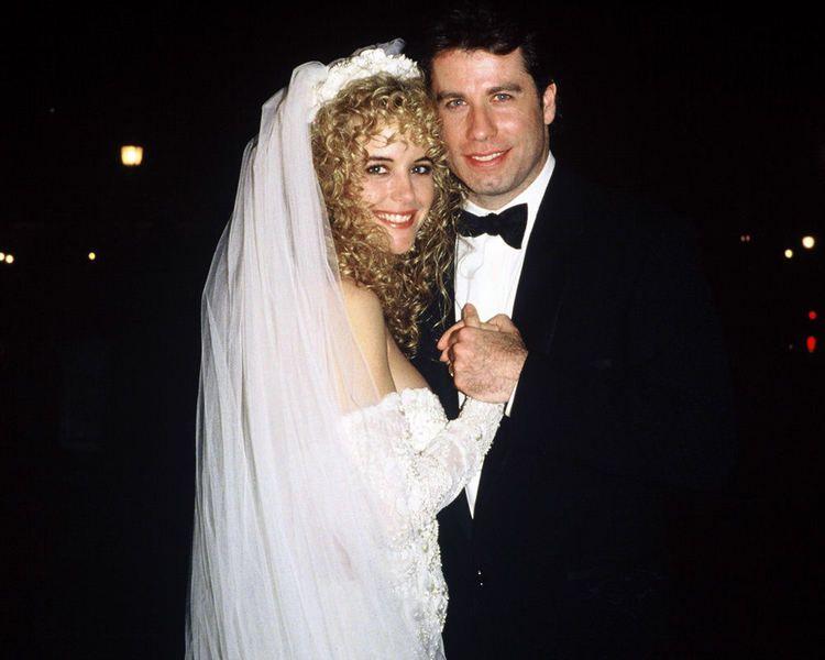 John Travolta And Kelly Preston | Celebrity Gala Moments in