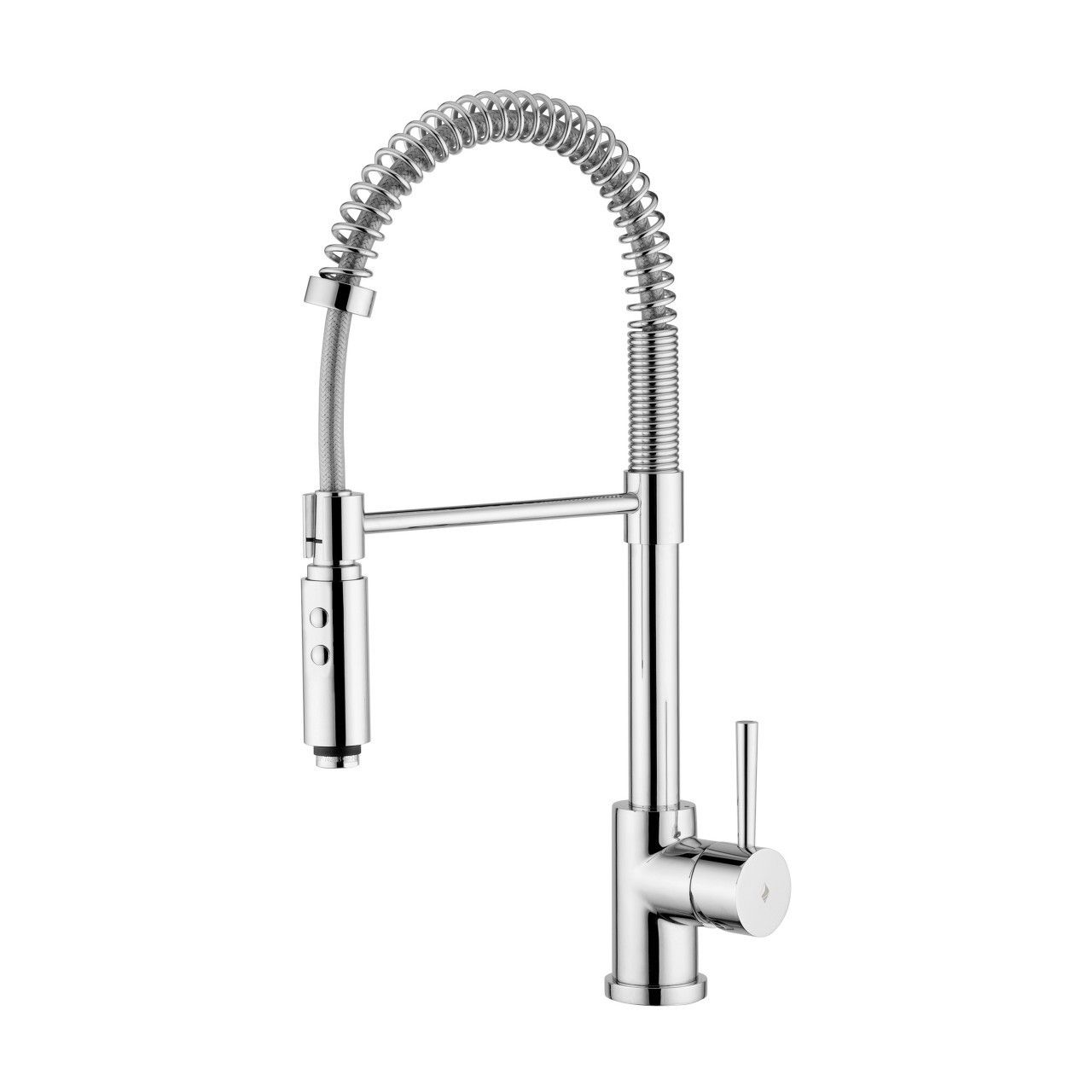 Evo 176 Kitchen Sink Faucet with Two-Spray Hand Shower | Modern ...