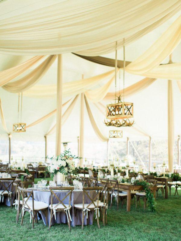 Rustic + Elegant North Carolina Barn Wedding   Barn ...