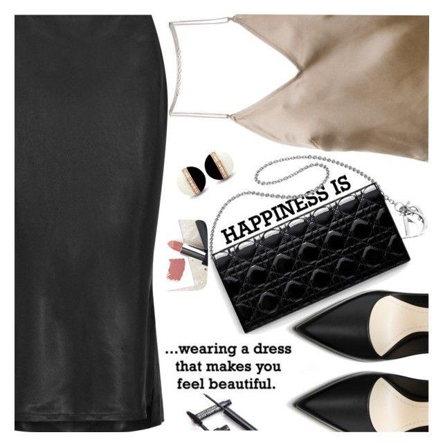 """Choker Dress"" by juliehooper ❤ liked on Polyvore featuring Barbara Casasola, Protagonist, Sigma and chokerdress"