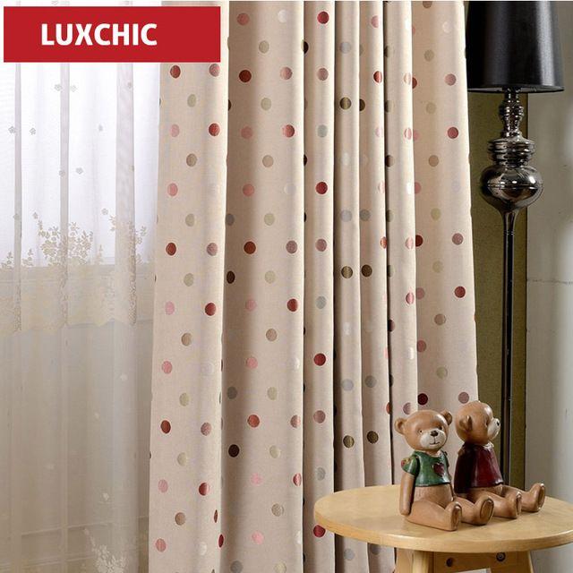 1 pc de luxe jacquard color rideaux pour salon chambre fen tre rideaux pour chambre d 39 enfants. Black Bedroom Furniture Sets. Home Design Ideas