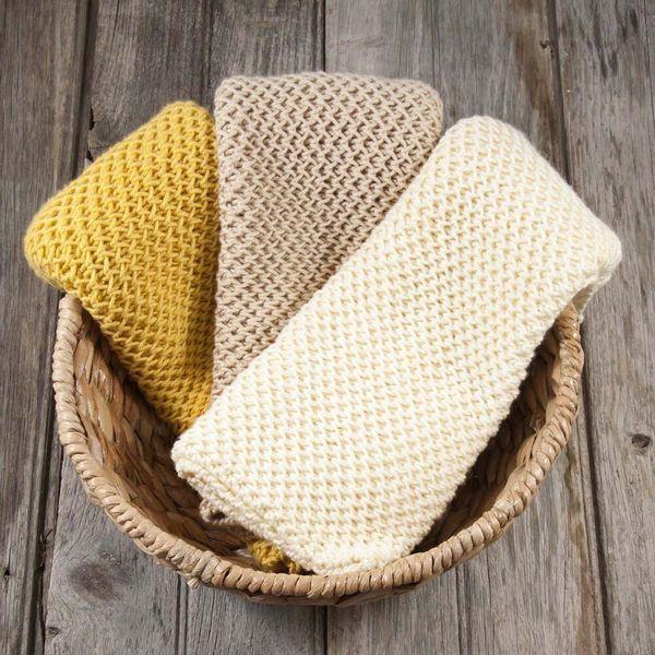 Honeycomb Dishtowels (K) | Knitting ideas | Pinterest