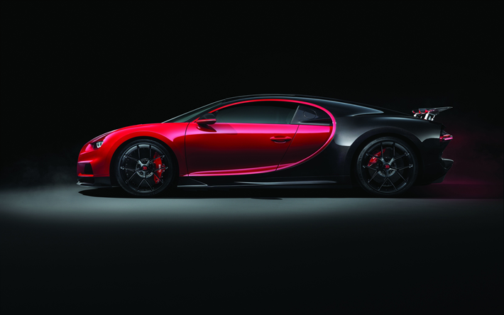 Download Wallpapers Bugatti Chiron Sport 4k 2018 Cars Hypercars New Chiron Bugatti Besthqwallpapers Com Bugatti Chiron Bugatti Super Cars