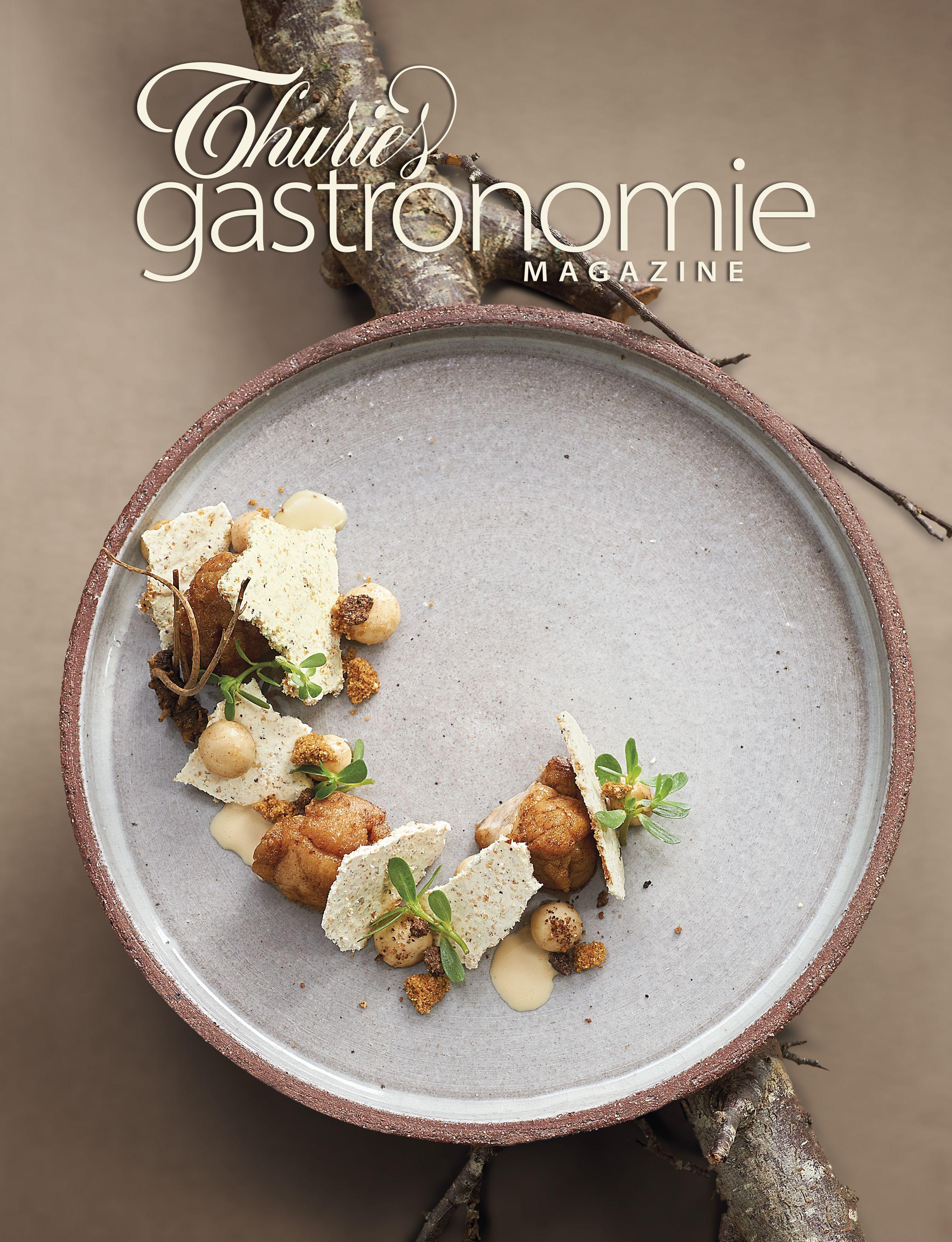 Thuries Gastronomie Magazine 264 Gastronomie Recettes De