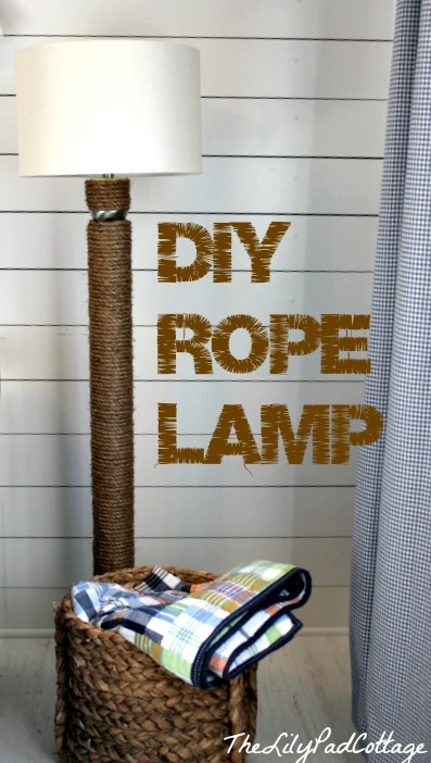 32 More Things You Can Do With Pool Noodles In 2020 Diy Floor Lamp Rope Lamp Rope Projects