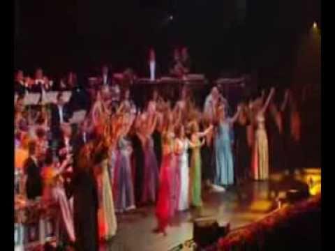 Andre Rieu I Will Follow Him Legendado Beautiful Music Too