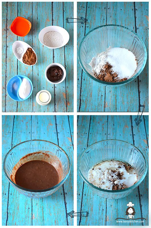 Laavy's Kitchen - A food blog by Laavy: Nutella Mug cake ...