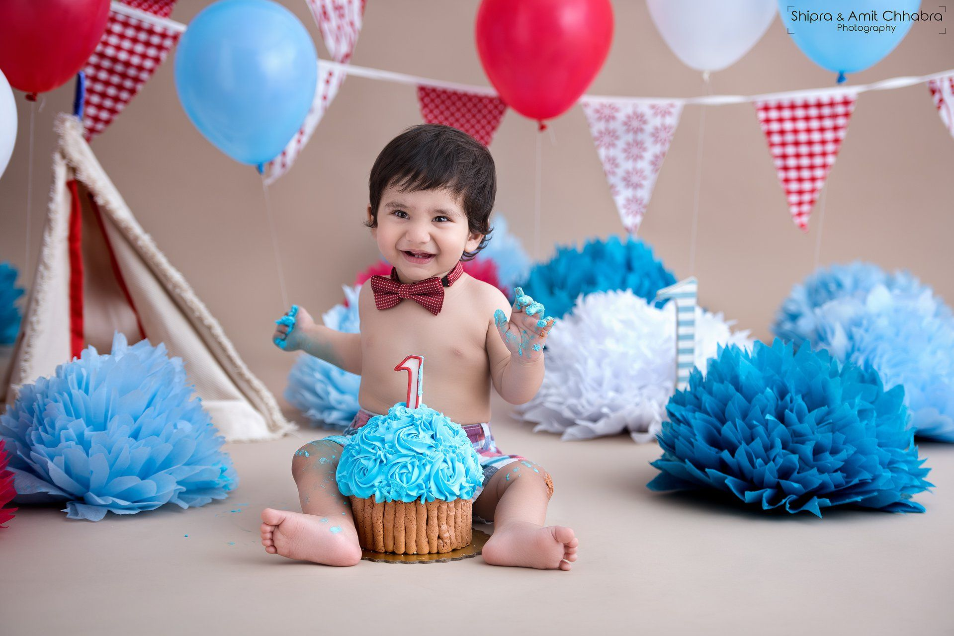 Cake Smash Photography Shipra Amit Chhabra With Images