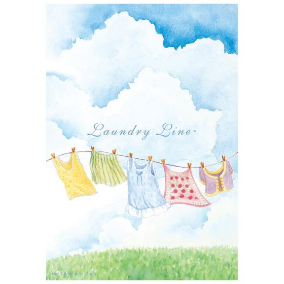 Fresh Scents Laundry Line Sachet 3 Pack By Willowbrook Scented Sachets Sachet Laundry Lines