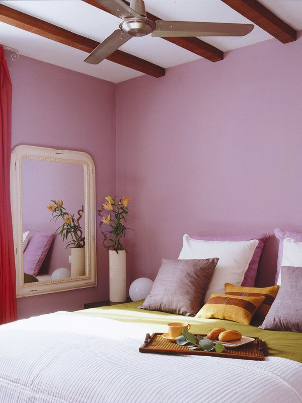 Dormitorios con color craft ideas pinterest pintar - Colores pintura dormitorio ...