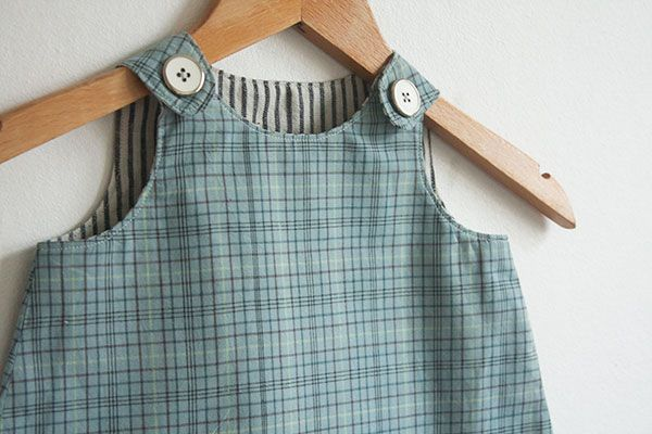 Minikrea children's pattern 'Spencer' made in organic cotton from Ray Stitch