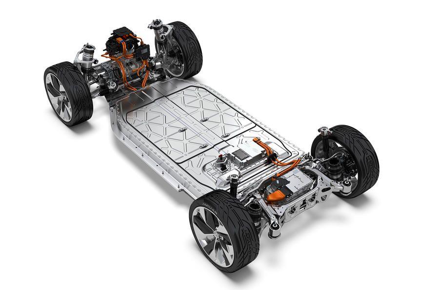 New Jaguar I Pace S Battery Electric Vehicle Technology At A Glance Autocar